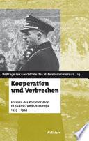 Kooperation und Verbrechen