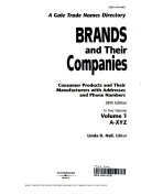 Brands And Their Companies book