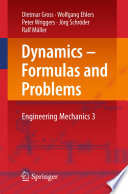 Dynamics     Formulas and Problems