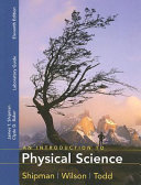 An Introduction to Physical Science Laboratory Guide