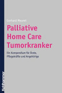 Palliative Home Care Tumor-