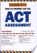 Barron s How to Prepare for the Act Assessment