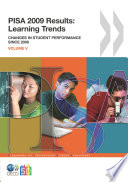 Pisa Pisa 2009 Results Learning Trends Changes In Student Performance Since 2000 Volume V