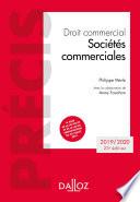 Droit Commercial Soci T S Commerciales 23e D