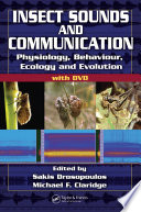 Insect Sounds And Communication book