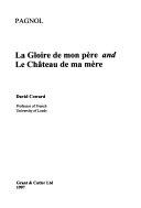download ebook pagnol, la gloire de mon père, and, le château de ma mère pdf epub