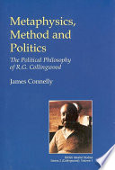 Ebook Metaphysics, Method and Politics Epub James Connelly Apps Read Mobile