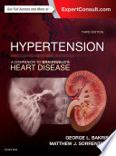 Hypertension A Companion To Braunwald S Heart Disease