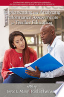 Implementing and Analyzing Performance Assessments in Teacher Education
