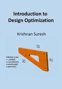 Introduction To Design Optimization book