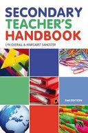 Secondary Teacher s Handbook
