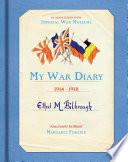 My War Diary 1914 1918
