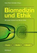 Biomedizin Und Ethik