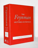The Feynman Lectures on Physics  boxed set