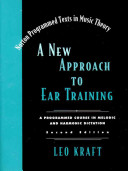 A New Approach to Ear Training