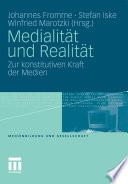Medialität und Realität