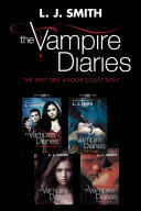 Vampire Diaries The First Bite 4 Book Collection book