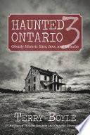 Haunted Ontario 3