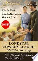 Lone Star Cowboy League: Multiple Blessings Sampler Inspired R Historical This Sampler Includes