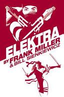 Elektra by Frank Miller Omnibus  New Printing