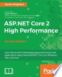 ASP NET Core 2 High Performance