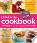 AARP Betty Crocker Cookbook  11th Edition