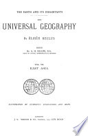 The earth and its inhabitants  The universal geography  ed  by E G  Ravenstein  A H  Keane