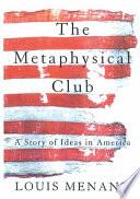 The Metaphysical Club Book PDF