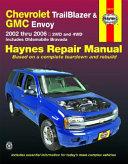Chevrolet TrailBlazer  GMC Envoy   Oldsmobile Bravada