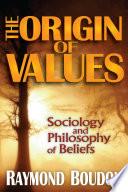 the origin of values