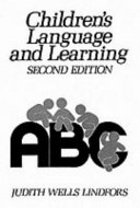 Children s language and learning