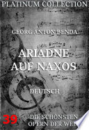 Ariadne auf Naxos (Die Opern der Welt)