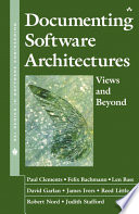Documenting Software Architectures