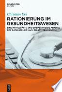 Rationierung im Gesundheitswesen