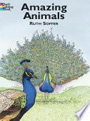 Amazing Animals Coloring Book