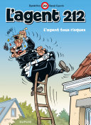 illustration L'agent 212 - Tome 29 - L'agent tous risques