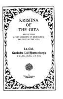 Krishna Of The Gita