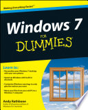 Windows 7 For Dummies  Video