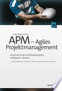 APM   Agiles Projektmanagement