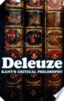 Kant s Critical Philosophy