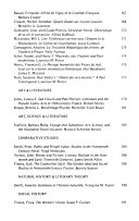 Nineteenth Century French Studies