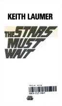The Stars Must Wait Book Cover