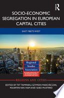 Socio Economic Segregation in European Capital Cities