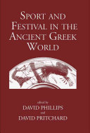Sport and festival in the ancient Greek world