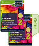 Complete Mathematics for Cambridge Lower Secondary