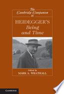 download ebook the cambridge companion to heidegger's being and time pdf epub