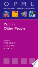 Pain In Older People
