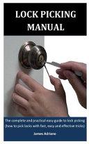 Lock Picking Manual Book PDF