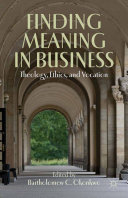Finding Meaning in Business