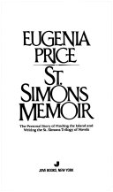 St. Simons Memoir : island off the coast of georgia,...